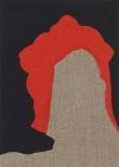 XVI, 35 x 25 cm, eggtempera on canvas, 2008/9, private collection