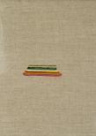 Berliner Malschicht VI, 25 x 35 cm, eggtempera on canvas, 2009