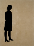 Berliner Blau VIII, 200 x 150 cm, eggtempera on canvas, 2009