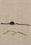 XIV, eggtempera on canvas, 35x25cm, 2008