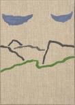 XVIII, eggtempera on canvas, 35x25cm, 2008