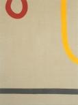 Plaza VII, 200x150cm, eggtempera on canvas, 2008