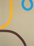 Plaza XII, 200x150cm, eggtempera on canvas, 2008